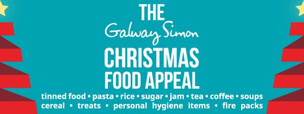 Galway Simon Christmas Food Appeal V2