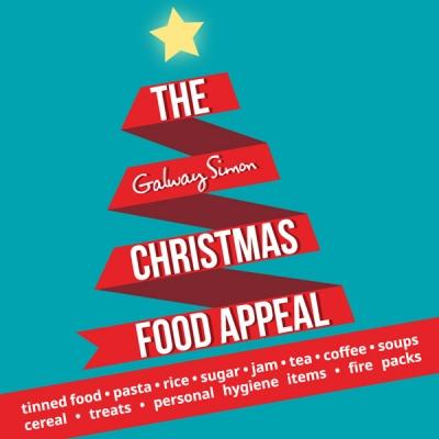 christmas food appeal
