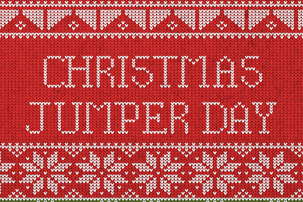 Galway Simon Christmas Jumper Day