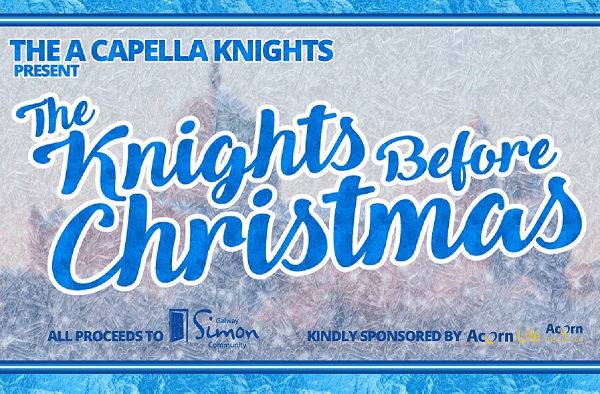 Knights before Christmas concert