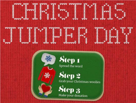 Christmas Jumper Day Galway Simon